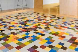 Composite Tile Flooring Tile Design Ideas